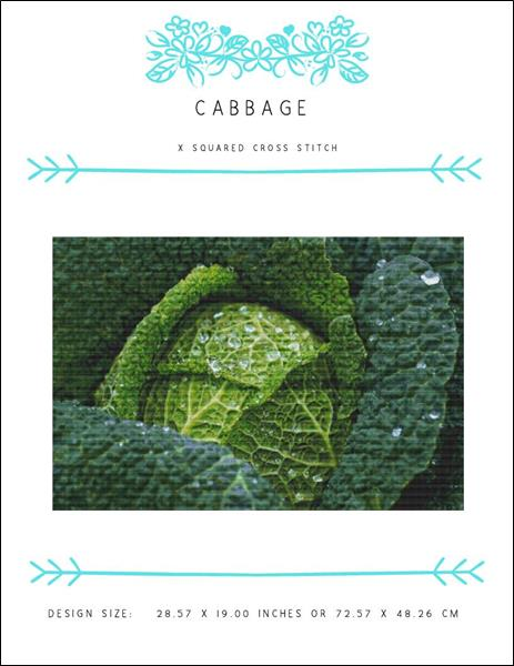 click here to view larger image of Cabbage (chart)
