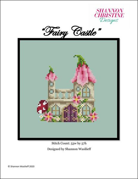 click here to view larger image of Fairy Castle (chart)