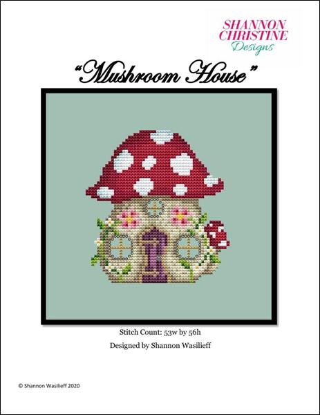 click here to view larger image of Mushroom House (chart)