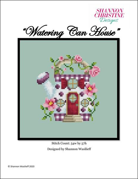 click here to view larger image of Watering Can House (chart)