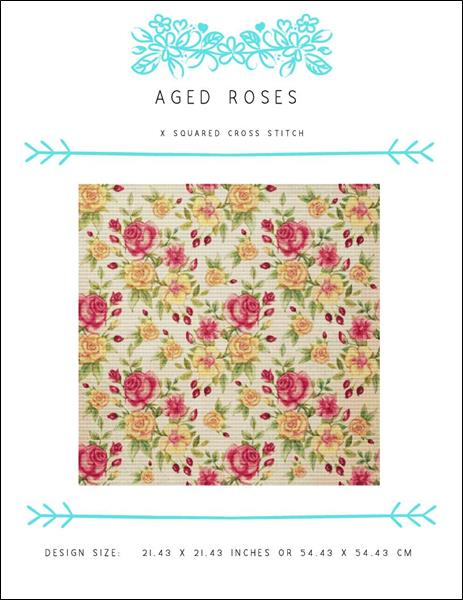 click here to view larger image of Aged Roses (chart)