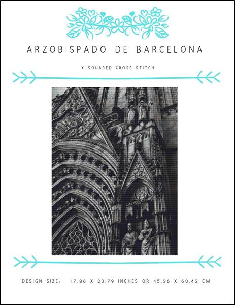 click here to view larger image of Arzobispado De Barcelona (chart)