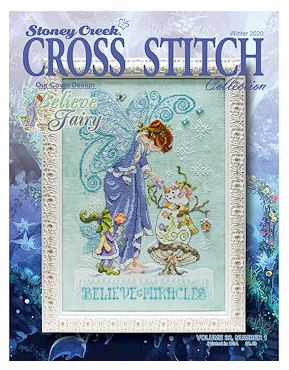 click here to view larger image of Stoney Creek Cross Stitch Collection - 2020 Winter (magazines)