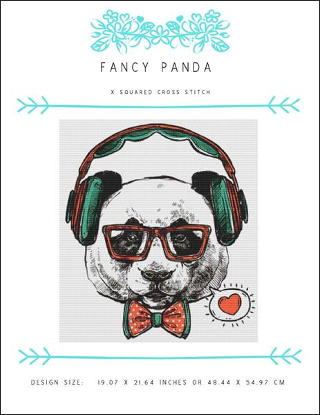 click here to view larger image of Fancy Panda (chart)