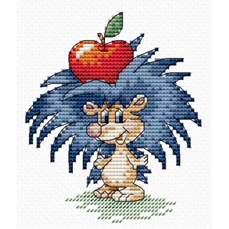 click here to view larger image of Sweet Find (counted cross stitch kit)