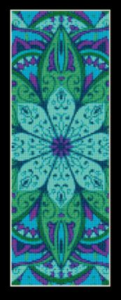 click here to view larger image of Mandala 5 Bookmark (chart)