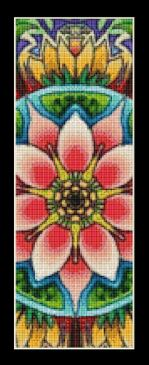 click here to view larger image of Mandala 11 Bookmark (chart)