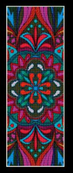click here to view larger image of Mandala 19 Bookmark (chart)