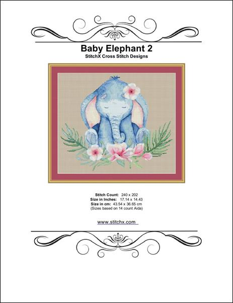 click here to view larger image of Baby Elephant 2 (chart)