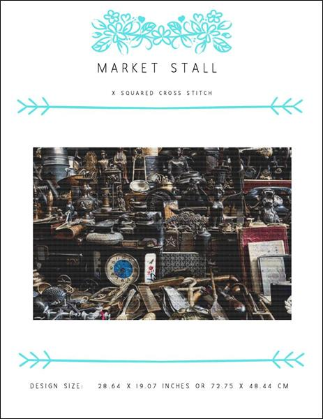 click here to view larger image of Market Stall (chart)