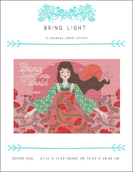 click here to view larger image of Bring Light (chart)