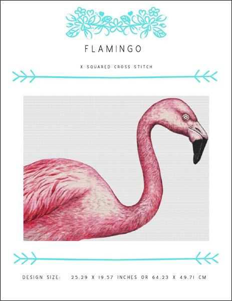 click here to view larger image of Flamingo (chart)