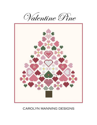 click here to view larger image of Valentine Pine (chart)