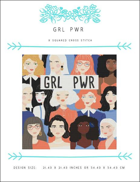 click here to view larger image of Grl Pwr (chart)