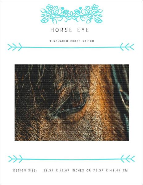 click here to view larger image of Horse Eye (chart)