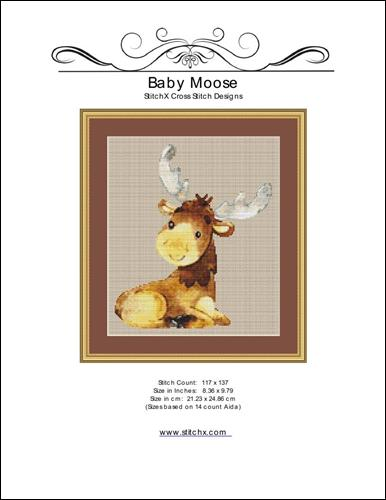 click here to view larger image of Baby Moose (chart)