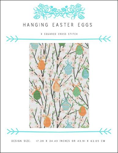 click here to view larger image of Hanging Easter Eggs (chart)