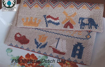 click here to view larger image of Little Dutch Bag (chart)