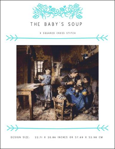 click here to view larger image of Babys Soup, The (chart)