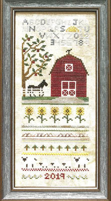 click here to view larger image of Sunflower Barn (chart)