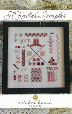 click here to view larger image of Knitters Sampler, A (chart)