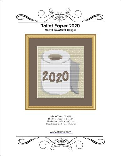 click here to view larger image of Toilet Paper 2020 (chart)