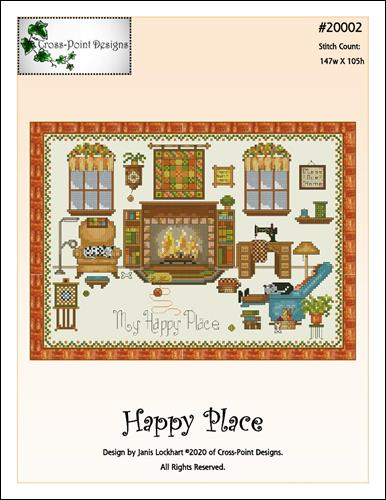 click here to view larger image of Happy Place (chart)