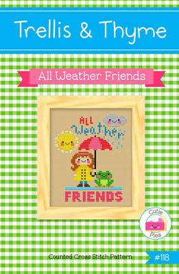 click here to view larger image of All Weather Friends (chart)
