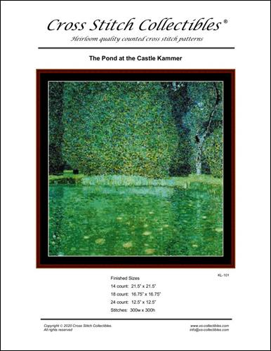 click here to view larger image of Pond at the Castle Kammer (chart)