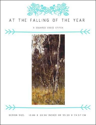 click here to view larger image of At the Falling of the Year (chart)