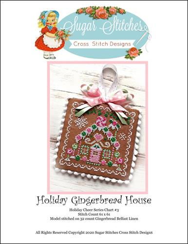 click here to view larger image of Holiday Gingerbread (chart)
