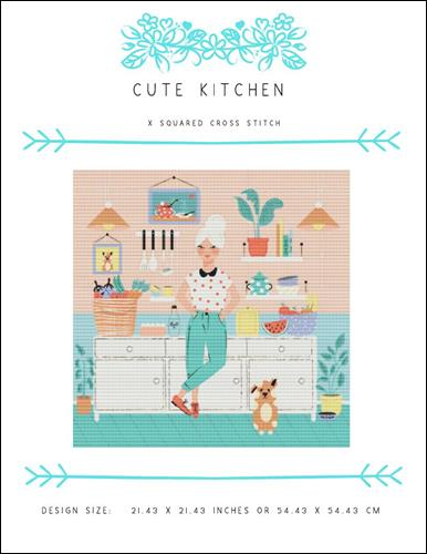 click here to view larger image of Cute Kitchen (chart)