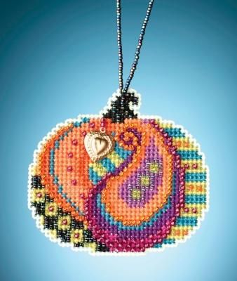 click here to view larger image of Persian Pumpkin (2020) (counted cross stitch kit)