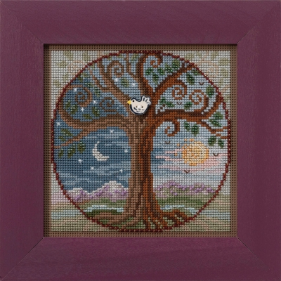 click here to view larger image of Tree of Life (2020) (counted cross stitch kit)