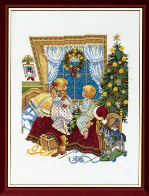 click here to view larger image of Children (counted cross stitch kit)