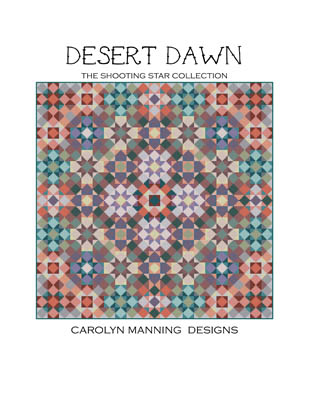 click here to view larger image of Desert Dawn (chart)
