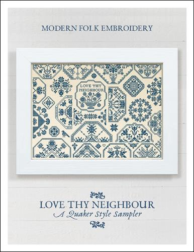 click here to view larger image of Love Thy Neighbour (chart)