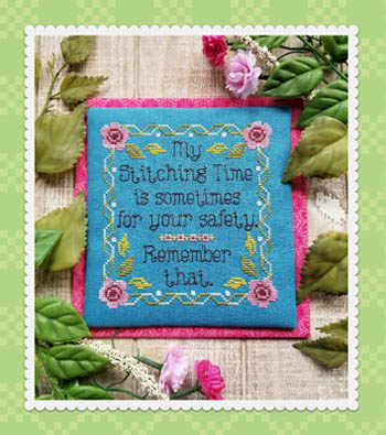 click here to view larger image of My Stitching Time (chart)
