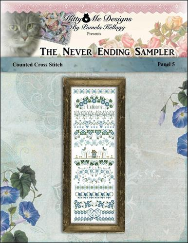 click here to view larger image of Never Ending Sampler Panel 5 (chart)