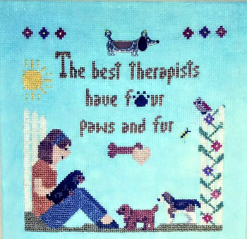 click here to view larger image of Best Therapists - Dogs (chart)
