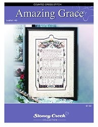 click here to view larger image of Amazing Grace (chart)