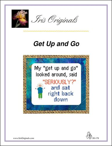 click here to view larger image of Get Up and Go (chart)