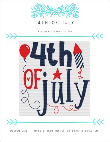 click here to view larger image of 4th of July (chart)