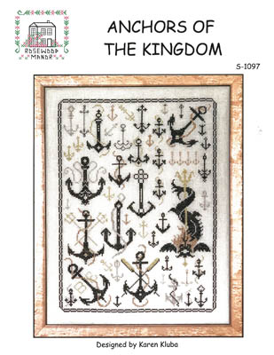 click here to view larger image of Anchors of the Kingdom (chart)