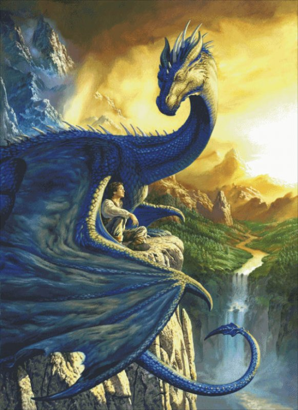 click here to view larger image of Eragon (chart)