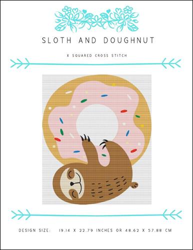 click here to view larger image of Sloth and Doughnut (chart)