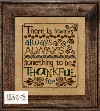 click here to view larger image of Always Thankful Classic (chart)