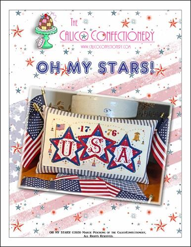click here to view larger image of Oh My Stars (chart)