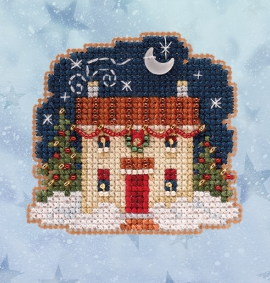 click here to view larger image of Christmas Eve (2020) (counted cross stitch kit)