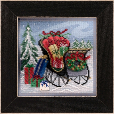 click here to view larger image of Special Delivery (2020) (counted cross stitch kit)